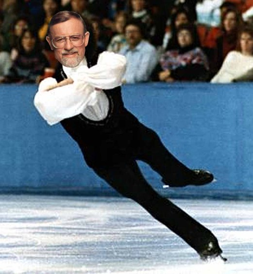 whittaker on ice I