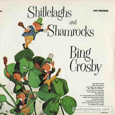Bing Crosby - Shillelaghs