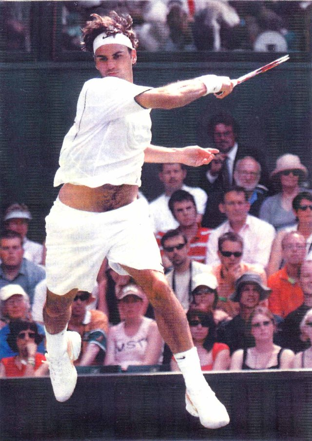 Fed Wimbledon