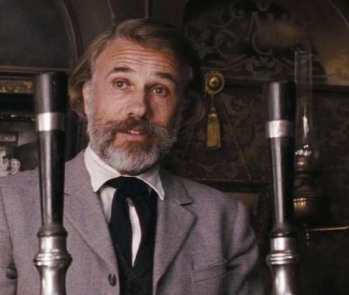 Dr King Schultz V