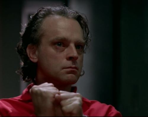 Brad Dourif X -Luther Lee Boggs